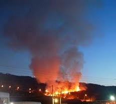 3 δεκαετίες καίγονται τα σκουπίδια. Φτάνει πια αυτός ο αργός θάνατος!