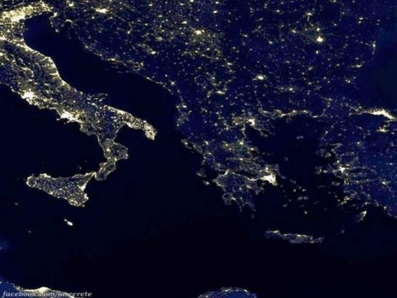 NASA NYHTA ME FOTA SE EUROPE