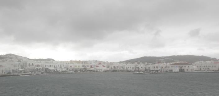"""""""Συννεφιά"""" - Μύκονος 2012, φωτο Δ.Ρ."""