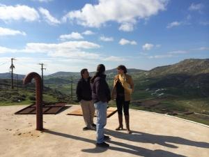Στο Ταχυδιυλιστήριο της Άνω Μεράς, η Άννα Καμμή συνομιλεί και ενημερώνεται