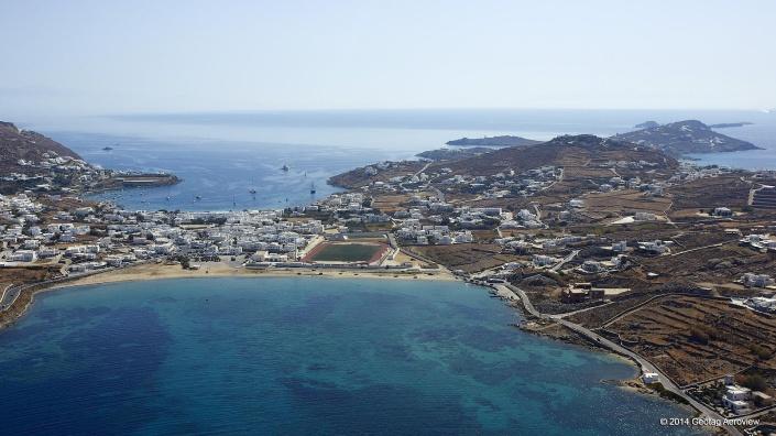 aerophtografia Korfos