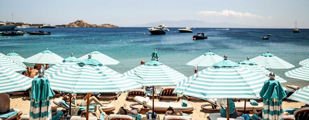 Nammos: Aνάκληση σύμβασης παραχώρησης απλής χρήσης παραλίας καιαιγιαλού