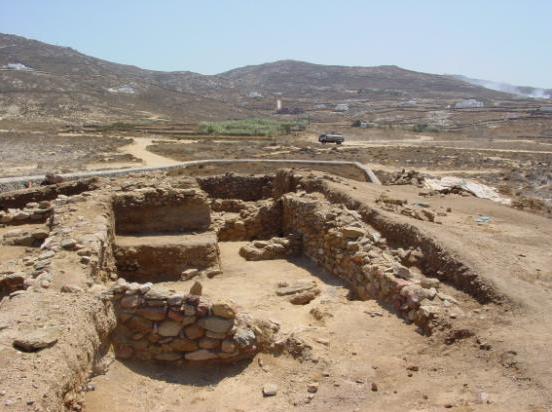 Ο νεολιθικός οικισμός της Φτελιάς
